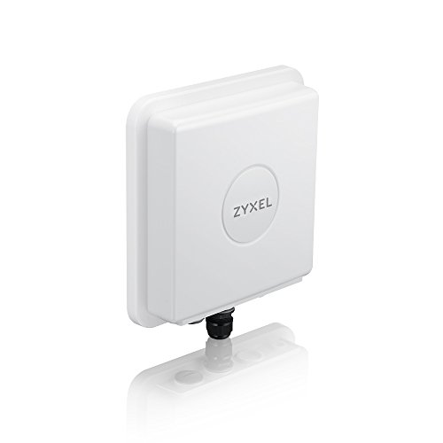 Zyxel 4G LTE-A Outdoor router, Cat6 300Mbps, Carrier Aggregatie, PoE [LTE7460]