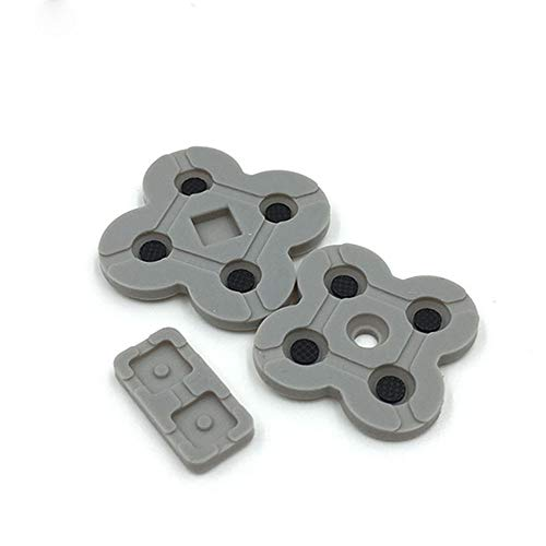 Replacement Conductive Rubber Button Pad for Nintendo DS Lite NDSL (1 Set)