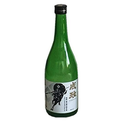 成政 佐々成政 雄山錦 純米酒(黒) 720ml