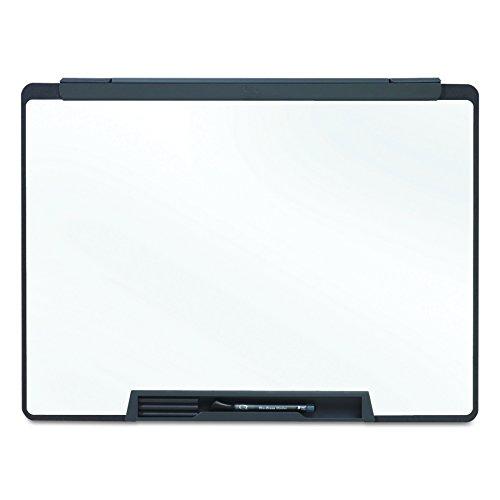 Quartet MMP25 Motion Portable Dry Erase Board, 24 x 18, White, Black Frame