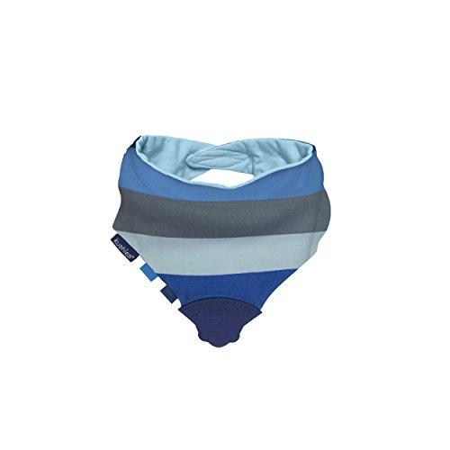 Kushies kub302b02 – Bavoir, couleur Rayures bleues