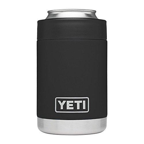 YETI COOLERS(イエティクーラーズ) RAMBLER COLSTER ランブラーコルスター (Black) [並行輸入品]