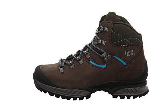 Hanwag Tatra II GTX Schuhe Damen Mocca/Ocean Schuhgröße UK 5 | EU 38 2020