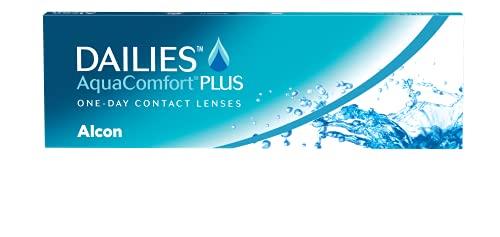 Dailies Aquacomfort Plus, 10er Plus Tageslinsen weich, 10 Stück / BC 8.70 mm / DIA 14.00 mm / -3.25 Dioptrien