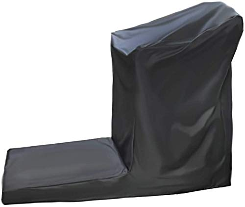 Caminadora Cubierta, Correr Máquina Cubierta, Impermeable Antirayos Uva Protector Paño Funda por Cardio Entrenamiento Fitness Equipment - Como Imagen Mostrar, 165x76x140cm