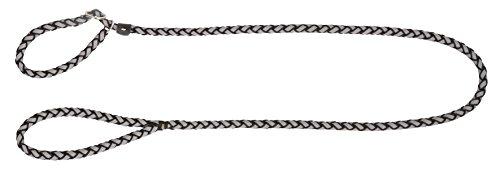 Kerbl 81080 Maxi Safe Schlupfleine, 170 cm x 12 mm, schwarz