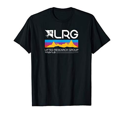 Herren LRG Gebirge T-Shirt