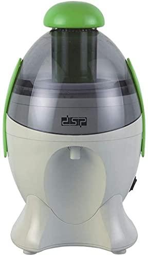 ZJDM Exprimidor Máquina de Jugo de Naranja para el hogar Extractor de Jugo de Frutas y Verduras Batido de Frutas Exprimidor Lento Mezcla de Jugo 200W 220-240V 50   60Hz Verde