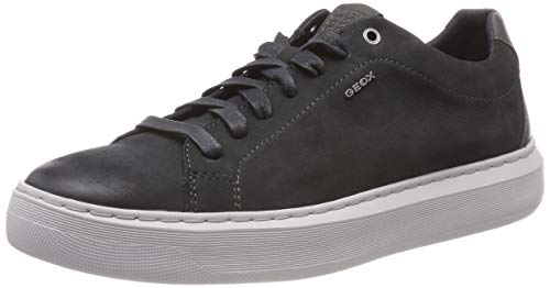 Geox Herren U DEIVEN B Sneaker, Blau (Dk Jeans C4322), 40 EU