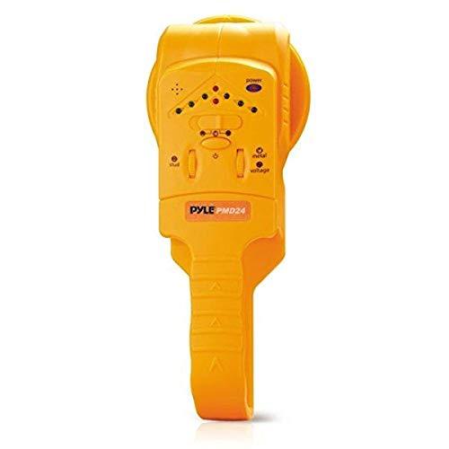 Pyle PMD24 Handheld Stud/Metal Voltage Detector with Sensitivity Adjustment...