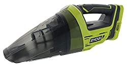 cheap Ryobi P7131 Cordless Handheld Vacuum Cleaner with + 18V Lithium Ion Battery …