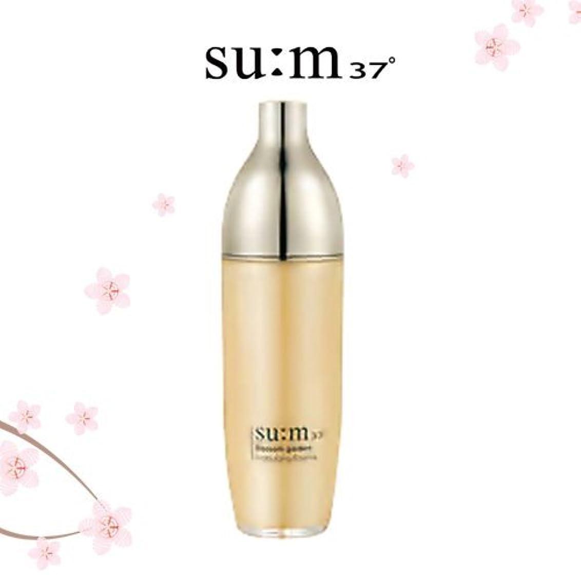 円形適切な保護するsum37(スム37)ブロッサムガーデンモイスチャライジングエッセンス40ml(blossom garden moisturizing essence)(並行輸入品)