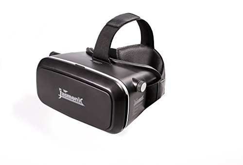 """VR Headset Glasses Virtual Reality Mobile Phone 3D Movies for iPhone 6s/6 plus/6/5s/5c/5 Samsung Galaxy s5/s6/note4/note5 and Other 4.7""""-6.0"""" Cellphones"""