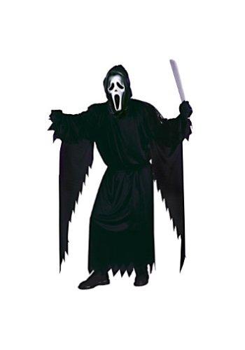 Adult Scream Fancy Dress Costume Standard