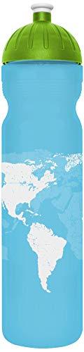 FreeWater Trinkflasche Welt 1,0 Liter