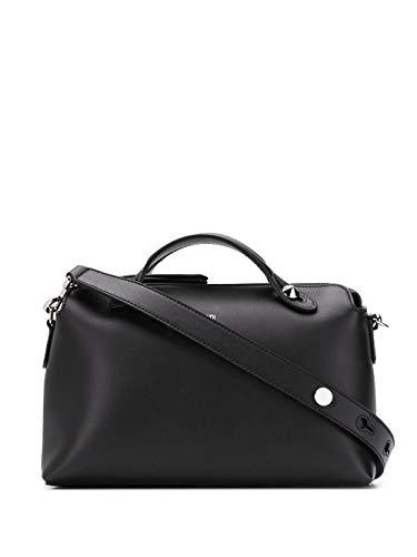 Fendi Luxury Fashion Damen 8BL1461D5F0GXN Schwarz Leder Handtaschen | Herbst Winter 20