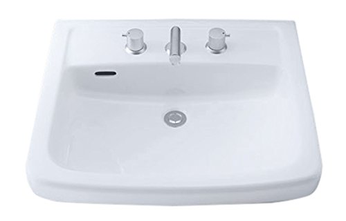 LIXIL(リクシル) INAX はめ込み大形洗面器 ブルーグレー L-2149EC/BB7