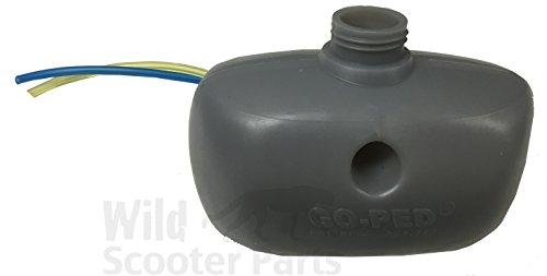 Goped Gas Tank w/ 2 Fuel Line