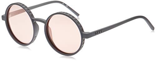 DONNA KARAN EYEWAR DK519S Gafas de sol, Grey, 53 MM, 20 MM, 135 MM para Mujer