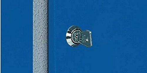 Küpper Werkbank Modell 12037, Breite 170 cm Farbe ultramarinblau - 3