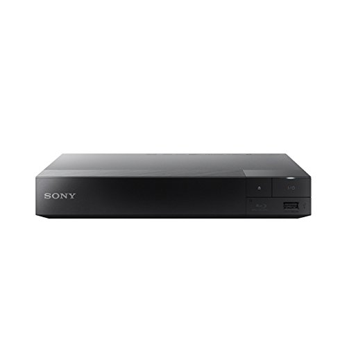 Sony BDP-S5500 Blu-ray Player (Super Quick Start, 3D und verbessertem Super WiFi ) schwarz