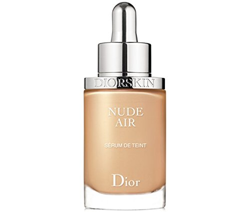 Dior Diorskin Nude Air Serum Nude Healthy Glow Ultra-fluid Serum Foundation - Perfectly Natural-looking Makeup (021 Linen)