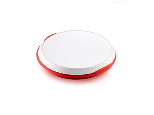 Lékué Molde Desmontable para Tarta, Rojo, 24 cm