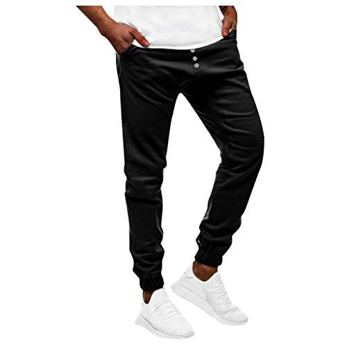Homme Pantalon Casual Sport Jogging Pantalons Jeans Jogging Militaire Cargo Montagne Baggy Pants Multi Poches Grande Taille Pantalon De Running Slim Fit Ceinture ÉLastique Casual Joggers Activewear