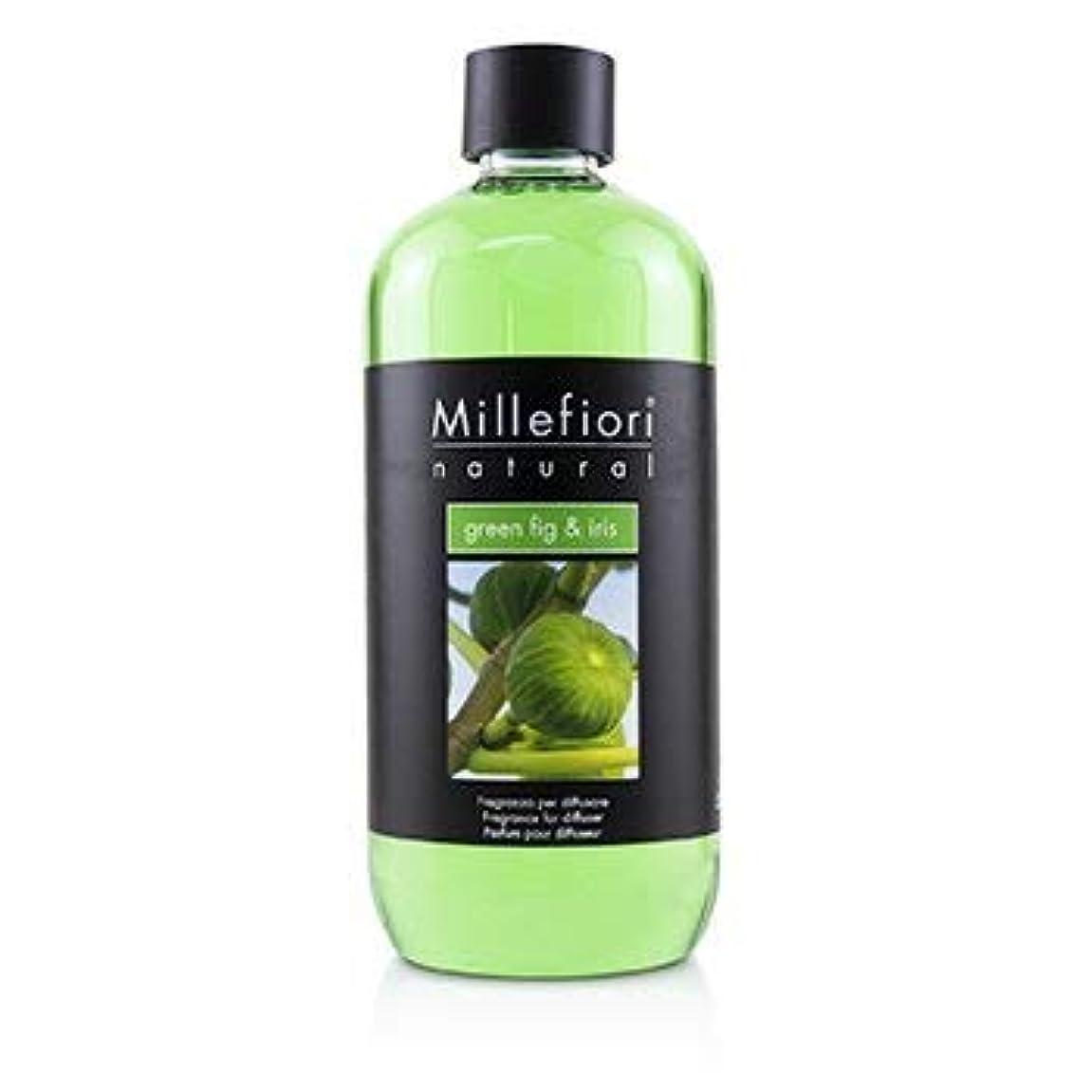 報復聴衆昆虫ミッレフィオーリ Natural Fragrance Diffuser Refill - Green Fig & Iris 500ml/16.9oz並行輸入品