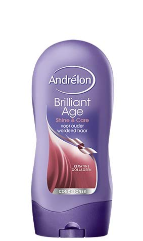 Andrelon Conditioner Brilliant Age Shine & Care, 300 Ml