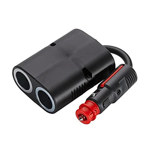 HELLA 8JA 007 589-141 Adapter, Zigarettenanzünder - 12/24V - DIN/ISO: 4165