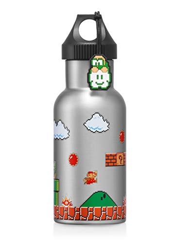 スーパーマリオ トラベル ステンレスボトル