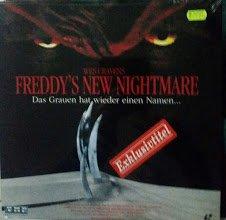 Wes Cravens - Freddy`s New Nightmare/ Das Grauen hat wieder einen Namen