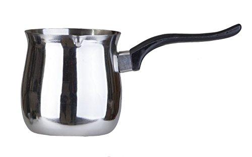 Pal Ed Turkse warmer van roestvrij staal (Finjan, koffiekop) (900 ml)