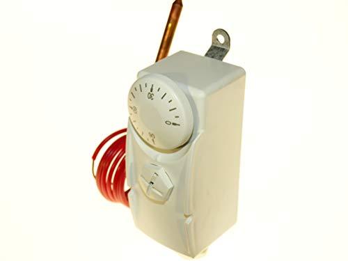 THERMIS Termostato capilar con sensor THK, 0 - 90 °C