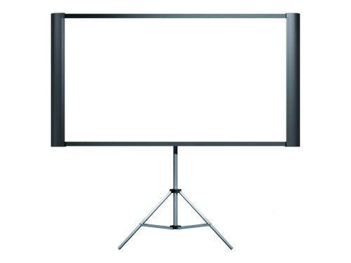 Hot Sale Epson Duet  80-Inch Dual Aspect Ratio Projection Screen, Portable 4:3 and 16:9 Aspect Ratio Screen (ELPSC80)