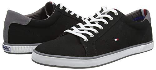 Tommy Hilfiger Herren Sneakers, Schwarz - 7
