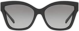 Michael Kors MK2072 333211 Black Barbados Square Sunglasses Lens Category 2 Siz