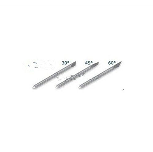 SMO 5x 30 ° Haute Qualité Summa D Inscription Cutter Vinyl Traceur de découpe BLADE