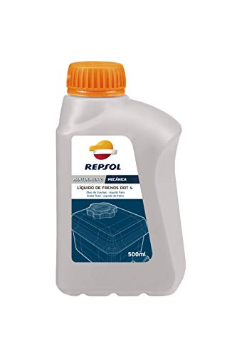 Repsol RP701B96 Dot 5.1 Liquido de Frenos, 500 ml