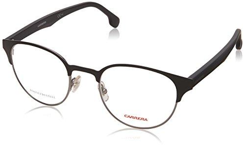 Carrera heren 139/V 003 49 zonnebril, zwart (mat zwart),