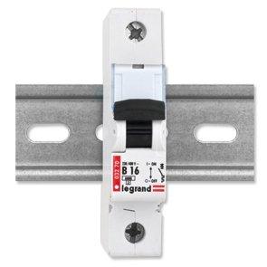 LS-Schalter, 16A, 1-polig, B, LEGRAND LEXIC DX-E