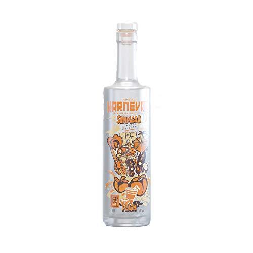 KARNEVAL VODKA Peach Sampler 5 Edition 187 - Wodka mit Pfirsich Geschmack (1 x 0.5 l)