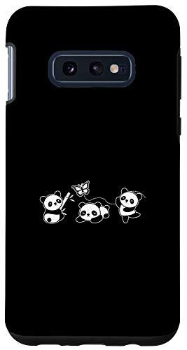 Galaxy S10e Panda Nature Food Nature Person Case