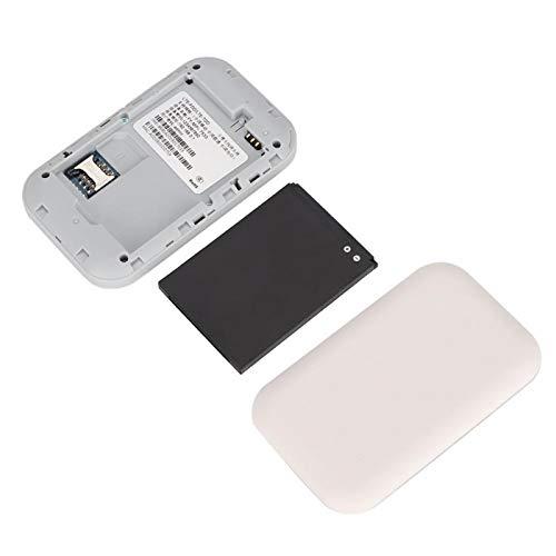 Shanrya Design Compatto Pocket WiFi WiFi in Viaggio Ufficio all'aperto per Affari