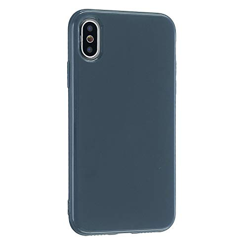 Redcolourful para i-Phone X/XS/XR/XS MAX Funda para teléfono móvil 2.0mm TPU Funda para teléfono a Prueba de Polvo Funda para...