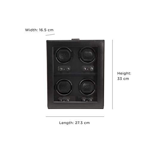 Wolf Designs - 270602 - Remontoir montre Mixte adulte pour quatre montres automatiques