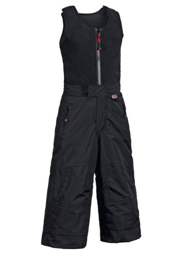 Maier Sports Kinder Skihose Kim 2 reg, Black, 92