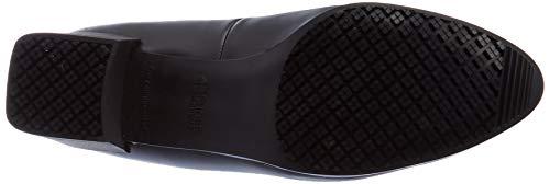 Shoes for Crews 57487-39/6 REESE Women's Elegant Slip On Shoes Size 39, Black