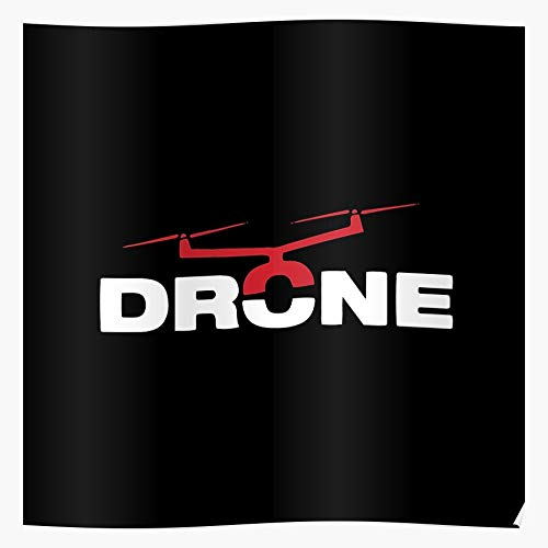 Creative 2020 Drone Smart Synonym I Fsgstreetwear- Impressive and Stylish Indoor Decoration Poster Available Trending Now